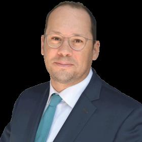 Portrait von Rechtsanwalt Kramarz, Rechtsanwalt aus Darmstadt